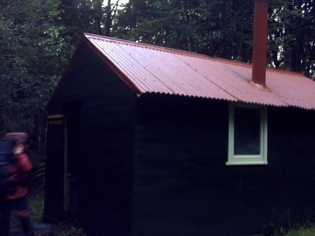 cow creek hut