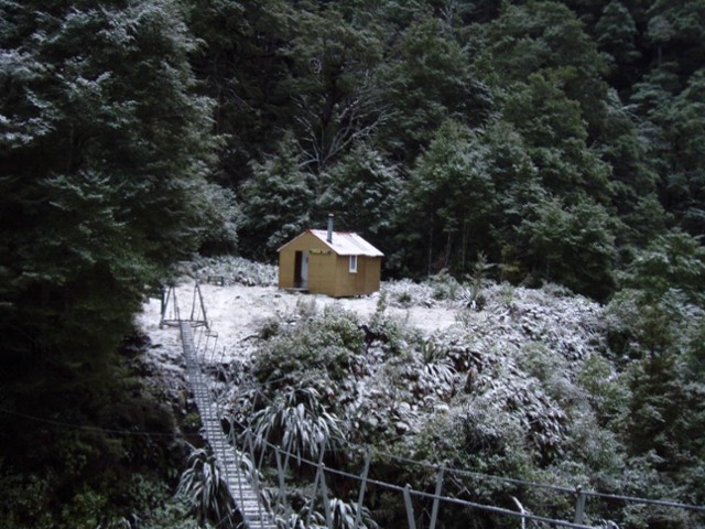 Crow Hut (Ruahine Ranges)