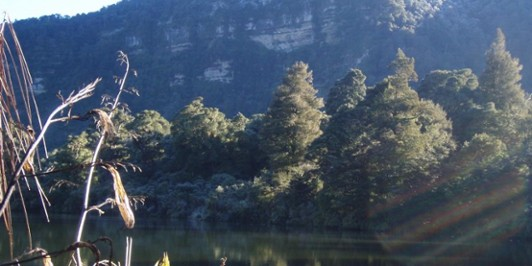 Lake Colenso