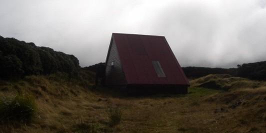 A-Frame hut (Traverse hut)