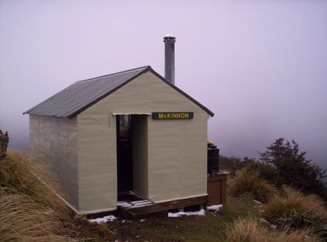 McKinnon Hut
