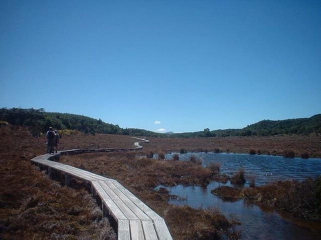 Rotokawa Tarn - Round The Mountain Track (Ruapehu)