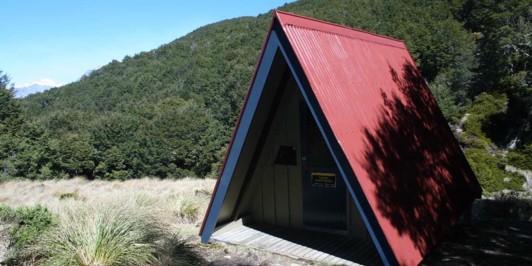Lagoon Saddle Shelter