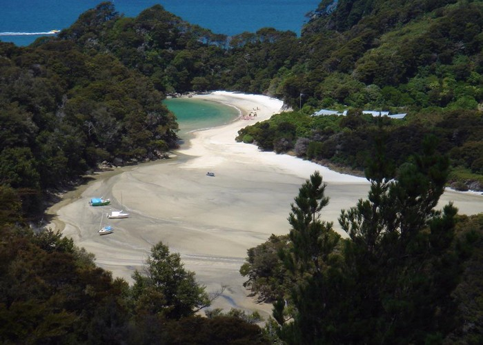 Abel Tasman National Park - Frenchman's Lagoon?
