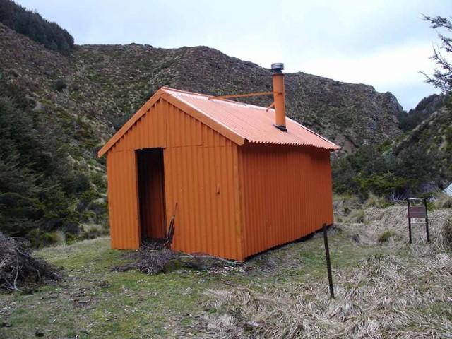 Back Ridge Hut