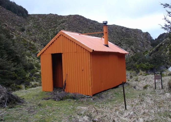 Back Ridge Hut