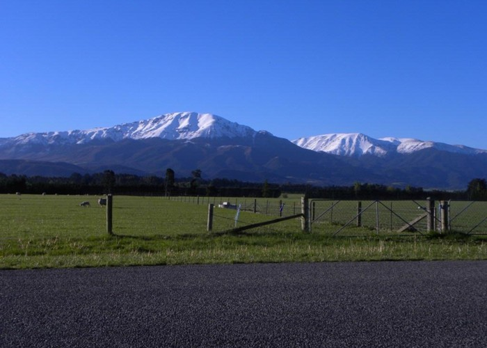 Mt.Somers and the Winterslow range