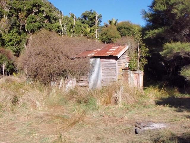 Leebody Creek Hut