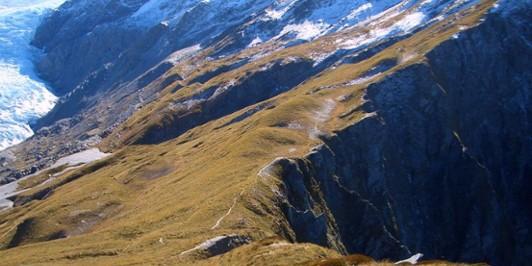 Cascade Saddle