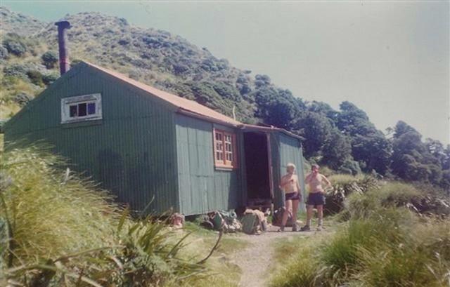 Old Powell Hut