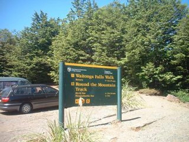 Ohakune Mountain Road