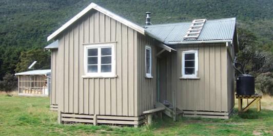 No. 3 Hut