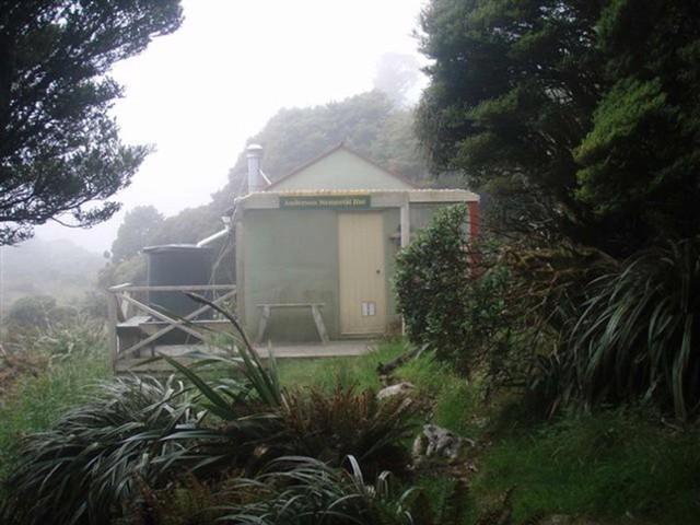 Anderson Memorial Hut