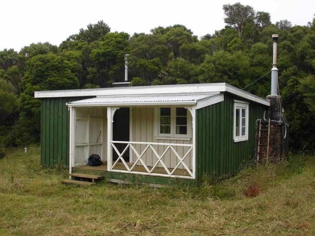 Framptons Hut