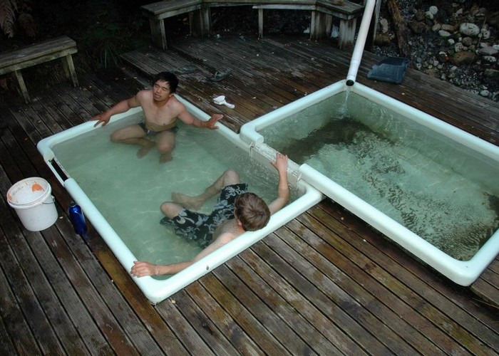 Mangatainoka Hot Springs