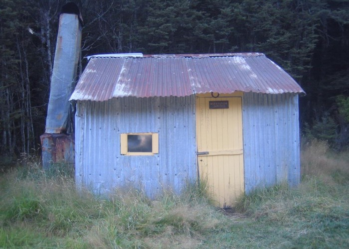 West Harper Hut