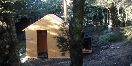 Ballard Hut