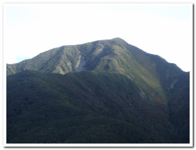 Haukura ridge northern Tararua's.