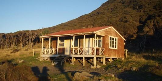 Ngapotiki Hut