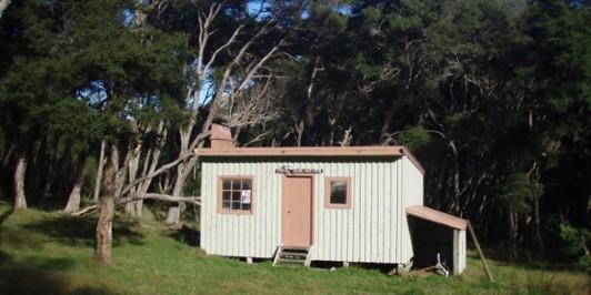Mangatoetoe Hut