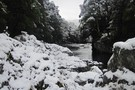 Nina Gorge in snow