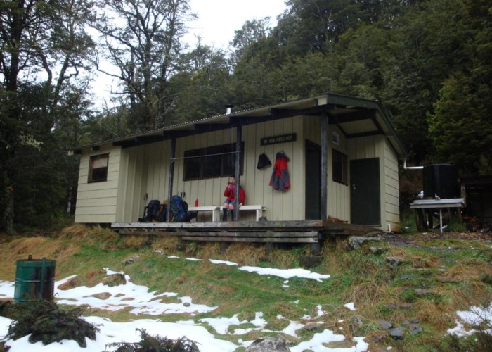 Ada Pass Hut