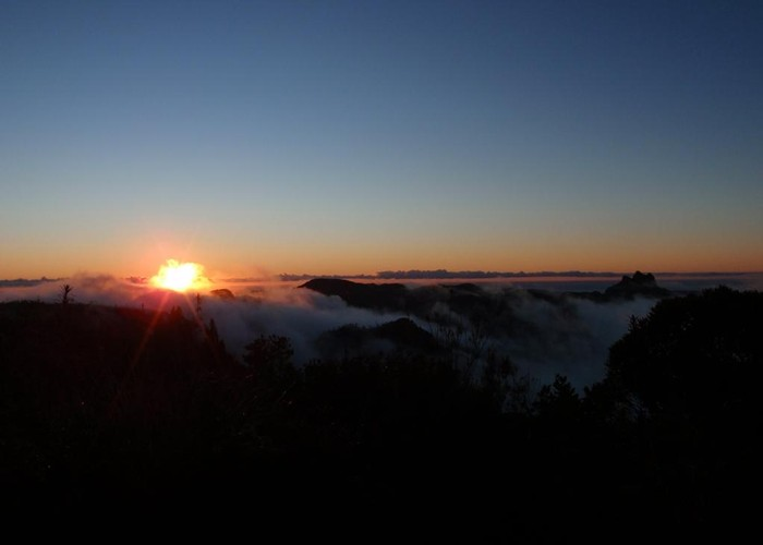 Pinnacles Sunrise