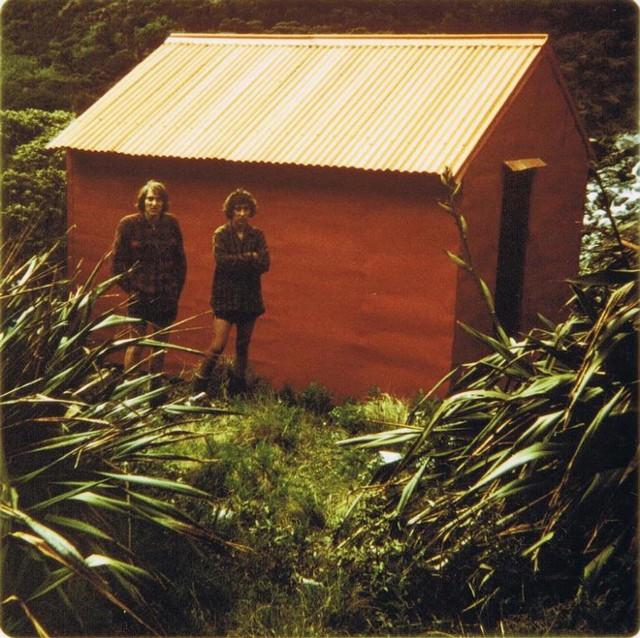 Sir Robert hut  1974