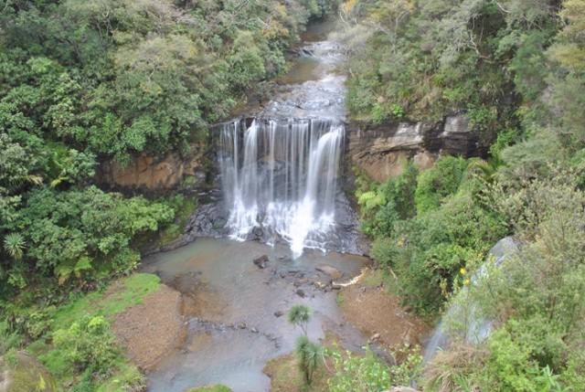 Mokoroa falls