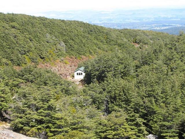 Lupton Hut