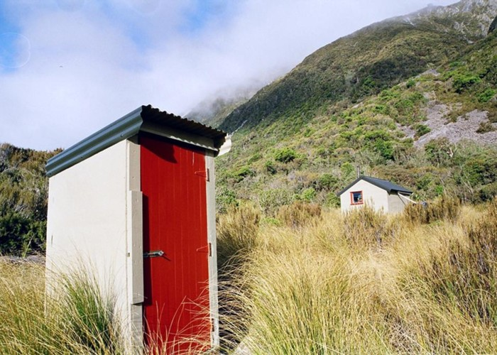 Hunts Creek Toilet and Hut
