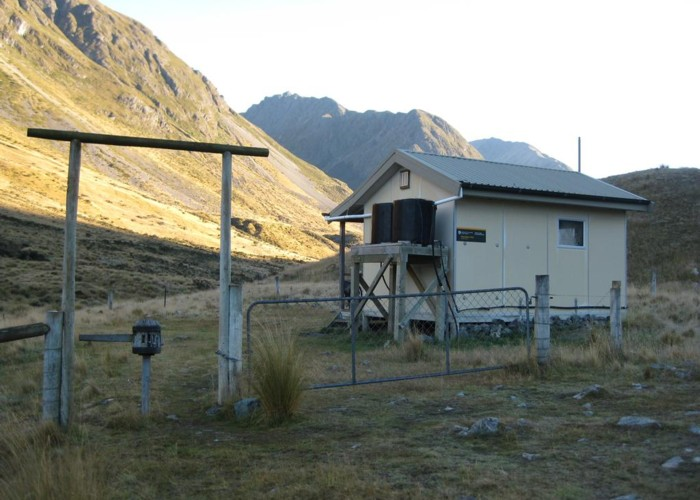 Boundary Hut, Mavora Lakes