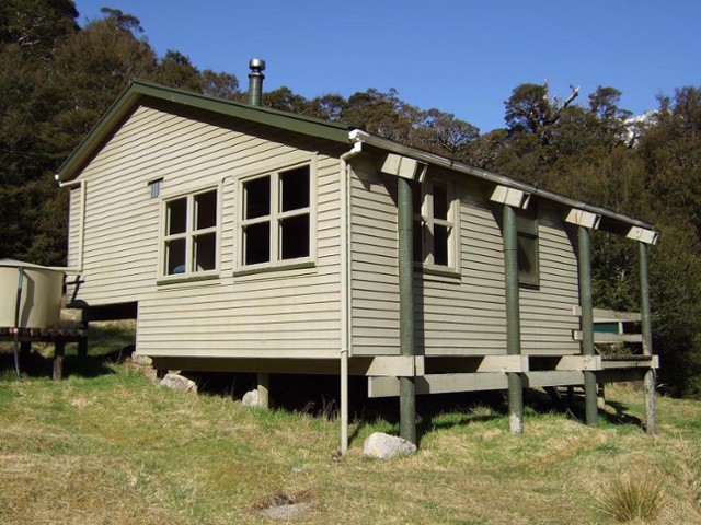 Taipo hut  Oct 2010