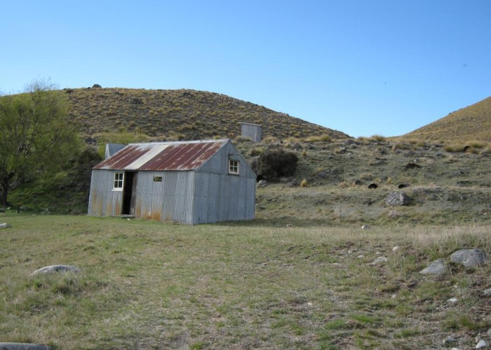 boundary creek hut