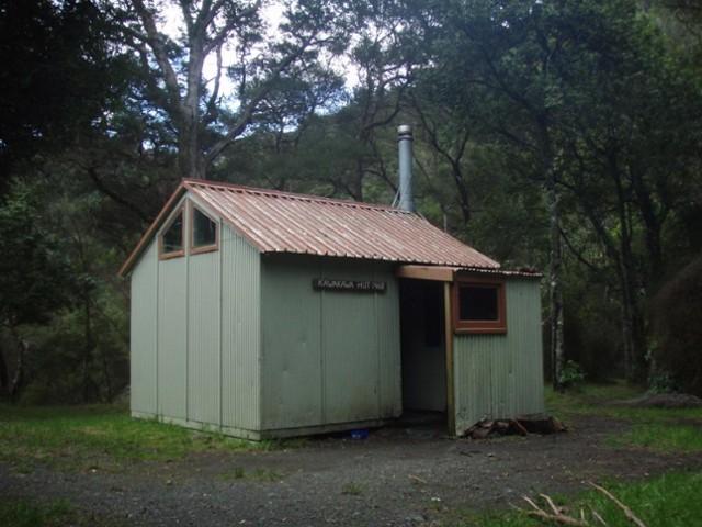 Kawakawa Hut