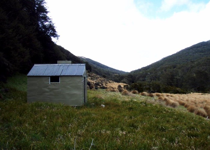 Cromel Branch Hut