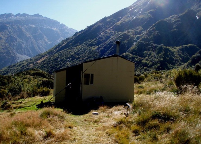 Horace Walker Hut (Douglas)