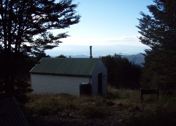 Mount Rintoul Hut