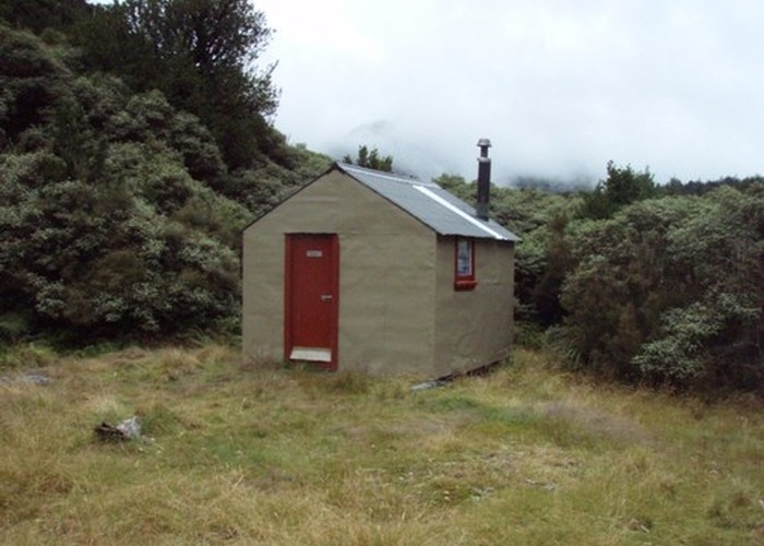 Newton Creek Hut