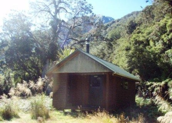 Crawford Junction Hut