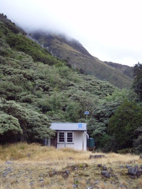 Reischek Hut