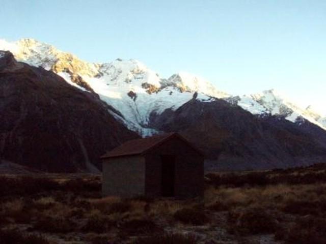 Liebig Hut