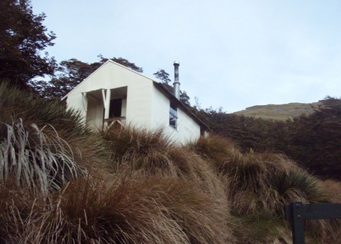 Mt. Fell Hut  (Richmond Ranges)