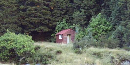 Waterfall Hut (Dobson)