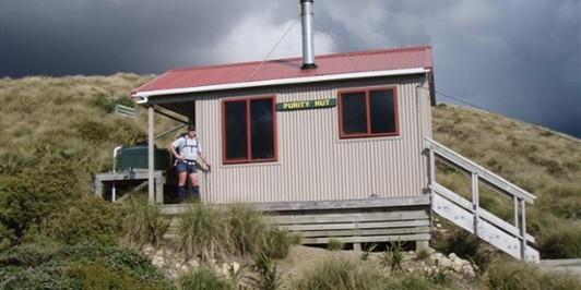 Purity hut