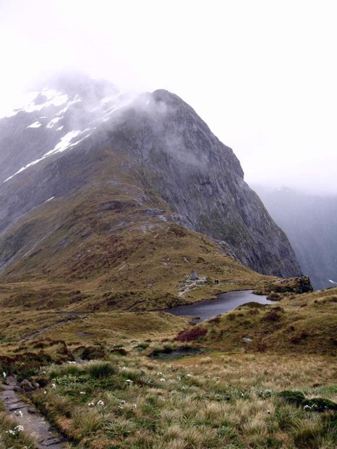 Mackinnon Pass