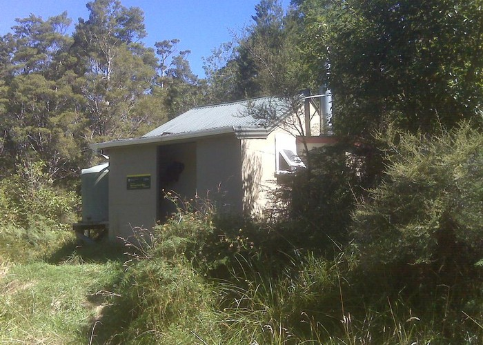 McConchies Hut