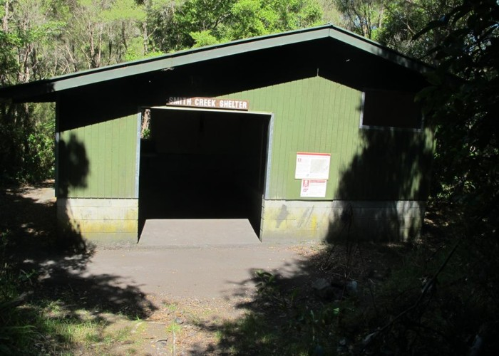 Smith Creek Shelter