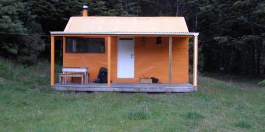 Ngaawapurua Hut