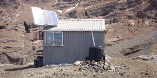 Whangaehu Hut